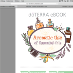 Aromatic Use of Essential Oils