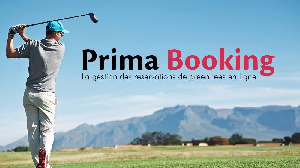 Booker golf