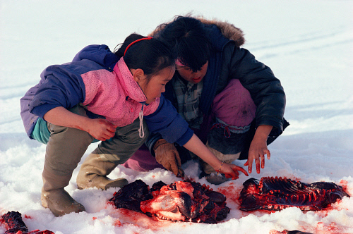 Inuit_Girls