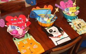 Little Chef Easter Baskets