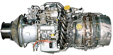 Used in many commercial aircraft such as the Airbus A318.