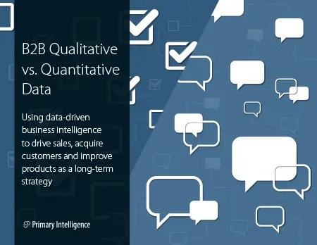 eBook: Qualitative vs Quantitative