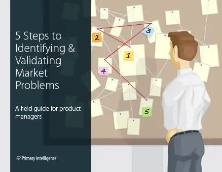 eBook: 5 Steps to Market Problems