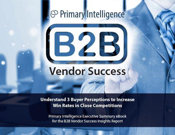 Ebook: B2B Vendor Success