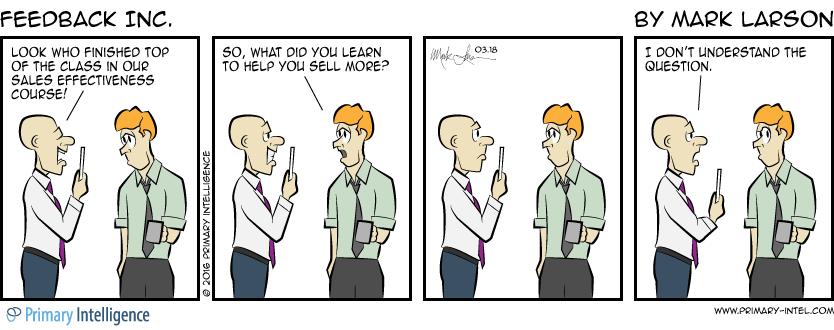 Sales Training Effectiveness