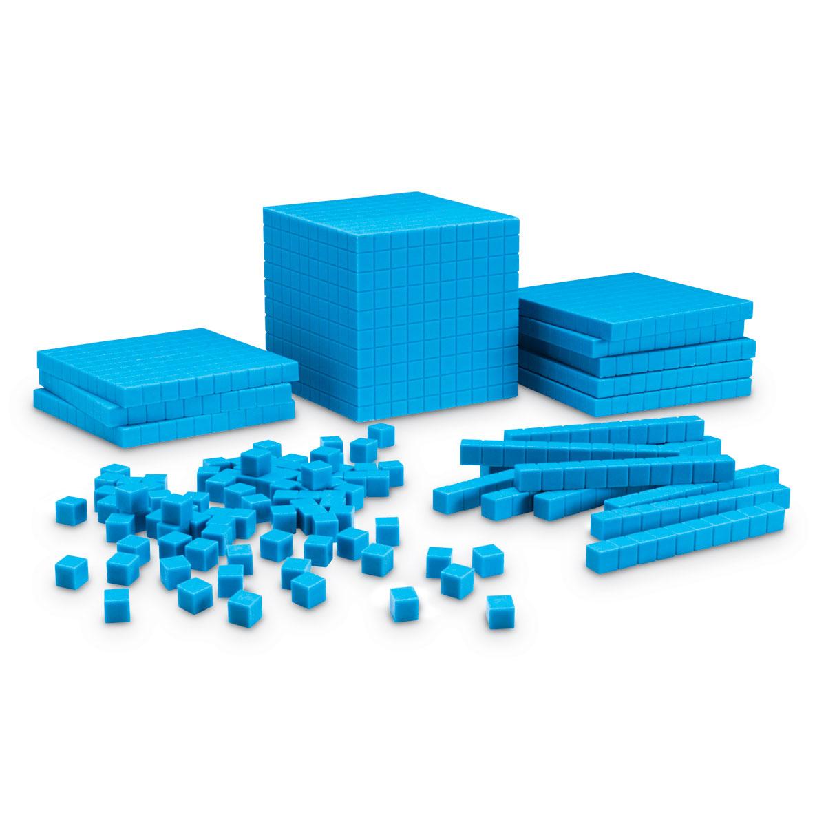 Grooved Plastic Base 10 Starter Set