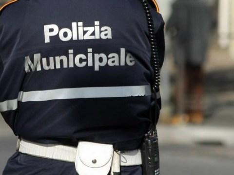 vigile urbano polizia municipale