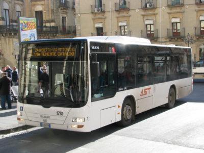 autobus urbano Caltagirone
