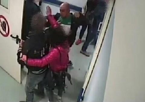 Vittoria, tossicodipendente aggredisce infermieri all'ospedale