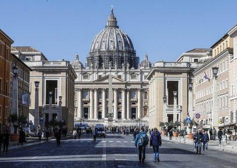 Coronavirus, primo contagio in vaticano