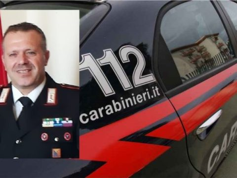 Caltagirone, morto maresciallo Giuseppe Marcinnò