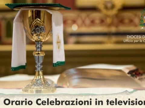 foto articolo diocesi di Caltagirone programma sante messe
