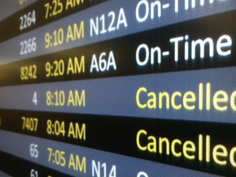 voli Ryanair cancellati