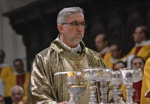 Caltagirone vescovo positivo coronavirus