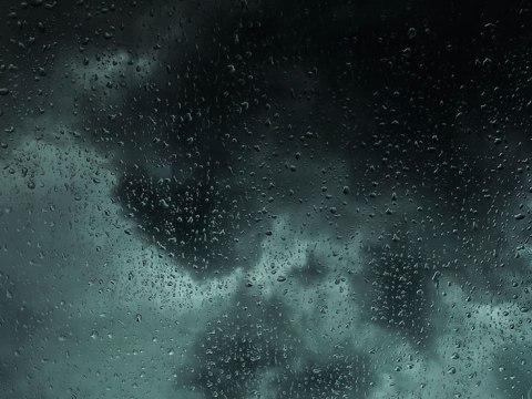 pioggia Caltagirone