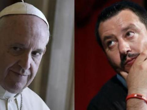 Salvini chiede chiese aperte
