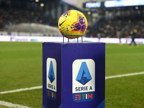 Serie A non riprenderà il campionato a causa dell'emergenza coronavirus