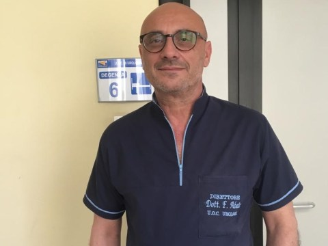 Caltagirone, dottor Abate, Urologia