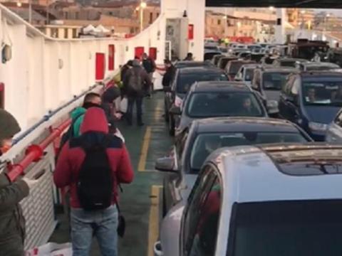 Arrivi in Sicilia