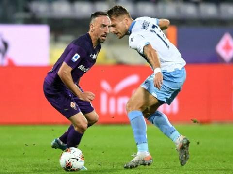 Diretta Lazio - Fiorentina in TV e in streaming