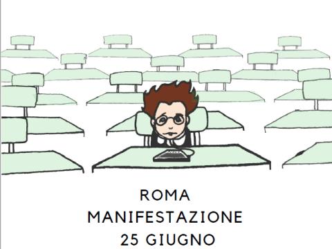 Ragusa, flash mob per la scuola