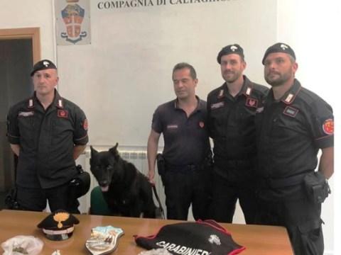 Caltagirone, due arresti dei carabinieri