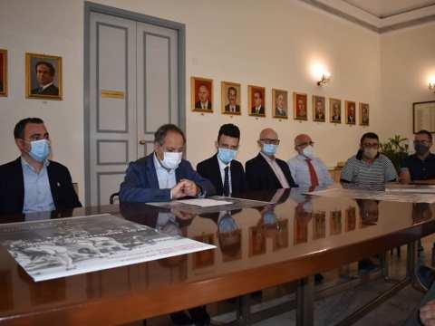 Caltagirone, presentata mostra senato civico storico