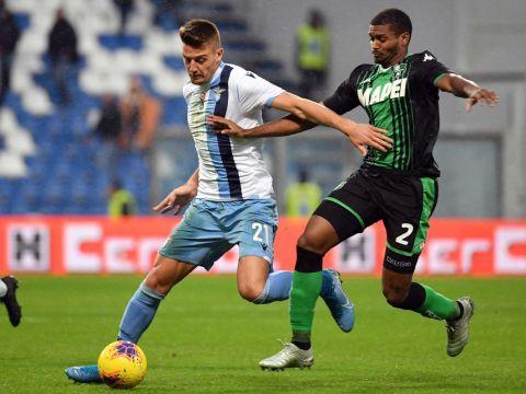 Lazio Sassuolo diretta TV e Streaming