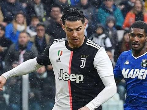 Sassuolo Juventus diretta TV streaming