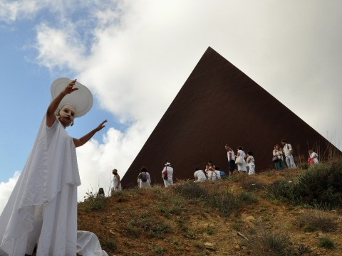 Piramide della Luce, sul Caso Viviana Parisi, sindaco di Motta d'Affermo rigetta ogni riferimento al misticismo