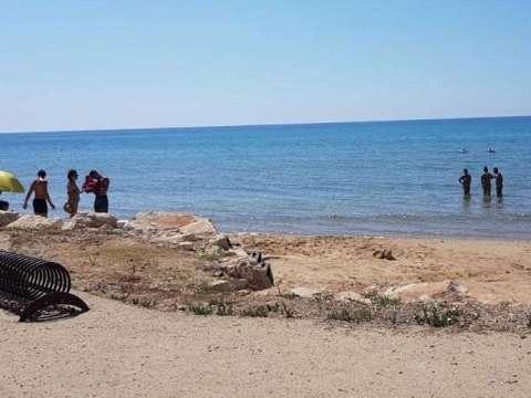 Revocata questa mattina, dal sindaco Peppe Cassì, l'ordinanza di divieto di balneazione della Spiaggia degli americani