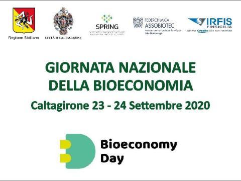 Giornata nazionale della Bioeconomia a Caltagirone