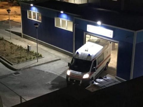 ambulanza ospedale Gela