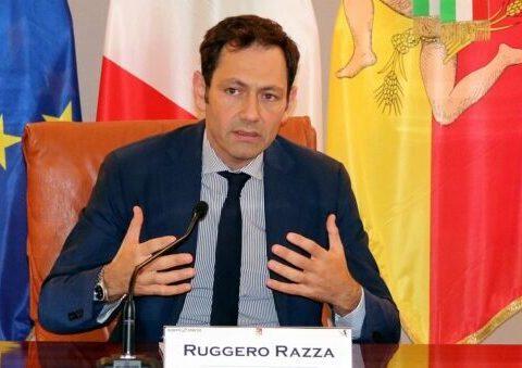 assessore regionale alla Salute, Ruggero Razza