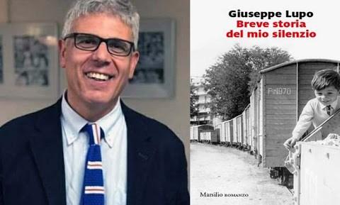 Breve storia del mio silenzio, presentazione libro di Giuseppe Lupo alla Vecchia Pescheria di Caltagirone venerdì 9 ottobre
