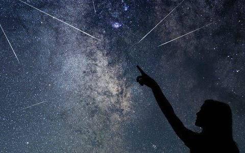 stelle cadenti Quadrantidi gennaio 2021