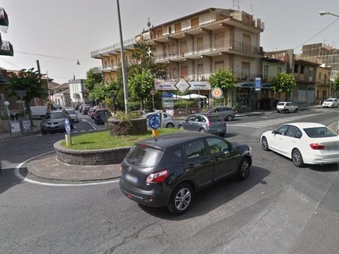 Le vie Roma, Fisichelli e D'Acquisto a S. Giovanni La Punta. Interventi sul manto stradale verso la chiusura tra oggi e domani.