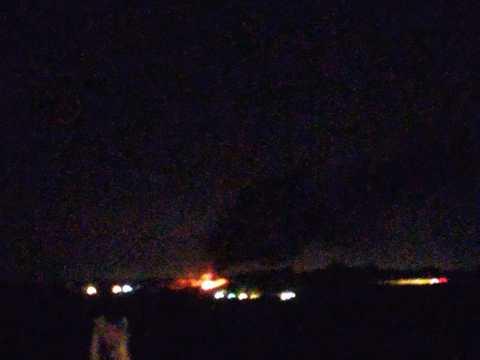 ULTIM'ORA CALTAGIRONE - Esplosione e conseguente incendio soccorsi in arrivo