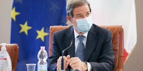 presidente Regione Siciliana Nello Musumeci