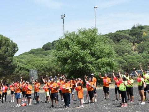 Successo per la terza edizione di Street Workout Green Etna, dedicata a Simone Massaro, ideatore del fitness urbano.