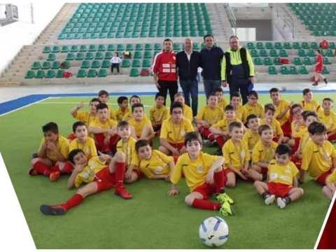 Nuova stagione e il Mazzarrone Calcio non avrà solo la prima squadra. Ecco l'annuncio social sulla loro pagina Facebook.