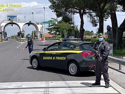 Catania, Operazione Guardia di Finanza: sequestrati beni per 6 milioni di euro, di proprietà di Nunzio Fabio Tenerelli.