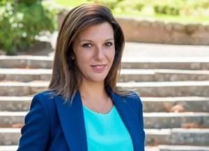 la donna più votata al Consiglio Valentina Messina