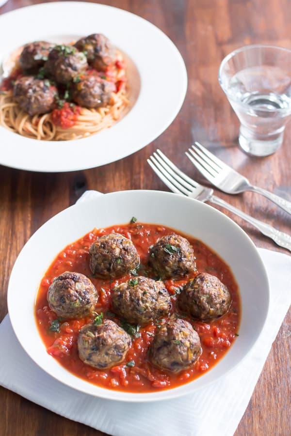 spicy turkey meatballs with veggies meatballs primavera kitchen recipe