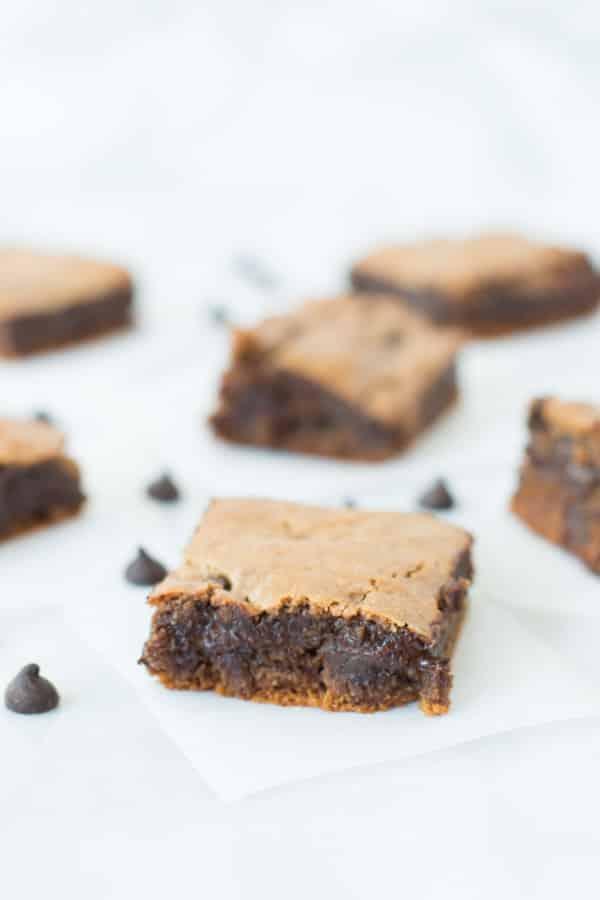 Flourless Chocolate Chip Brownies Primavera Kitchen Recipe