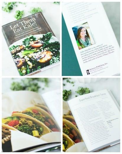 Let Them eat Kale cookbook