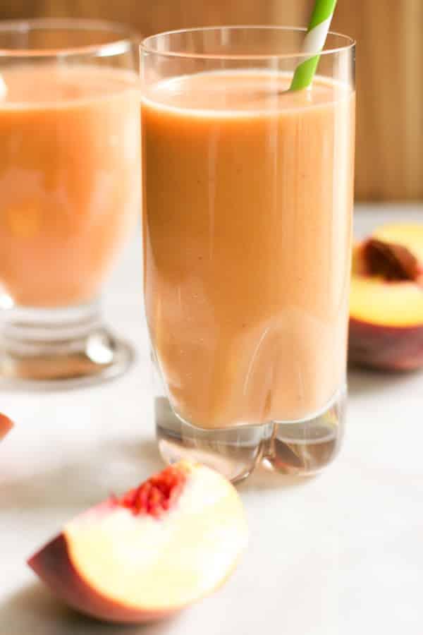 Peach Carrot Smoothie Primavera Kitchen Recipe