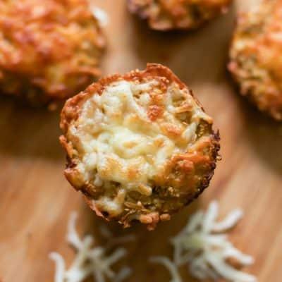 Cauliflower Muffins | gluten free and low carb at primaverakitchen.com