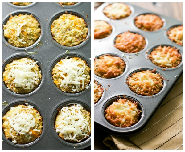 Cauliflower Muffins Primavera Kitchen Recipe