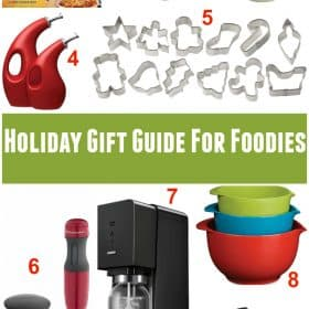 holiday gift guide for foodies | primaverakitchen.com